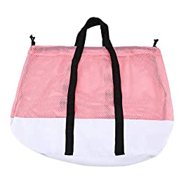 idalinya Cat Carrying Bag,Portable Pet Cat Breathable Carrier Bag Handbag Travel Cage for Hiking Travel Camping Outdoor Hold Pets(Pink)