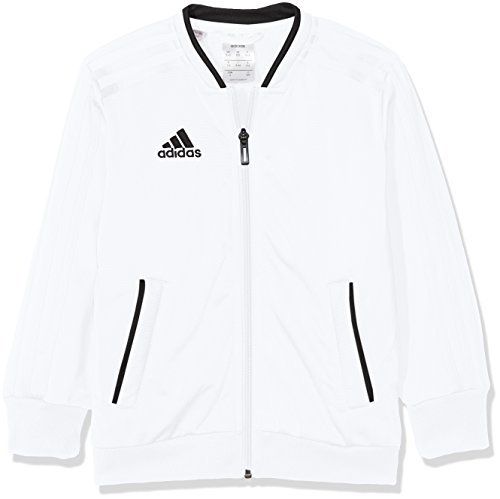 adidas Kinder Trainingsjacke Condivo 18, White/Black, 164, CF4340