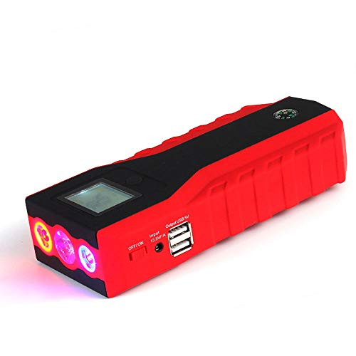 Best Deals! Car Emergency Start Power for Gasoline car and Diesel car, Charging Treasure, Car Car Po...