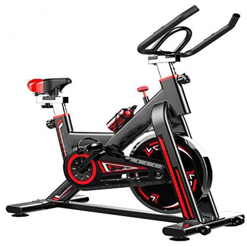 Hoge Bicicleta Estática, Bicicleta Estática De Fitness Multinivel De Resistencia Magnética con Monitor para Ejercicio Entrenamiento En Casa