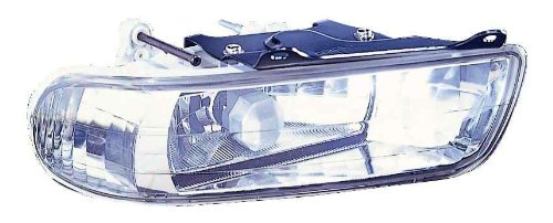 Depo 320-2006R-AS Subaru Legacy Passenger Side Replacement Fog Light Assembly