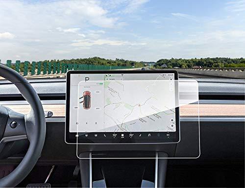 Best Screen Protectors for Tesla Model 3 Touchscreen