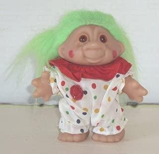 Dam Troll Doll / Clown, 1986
