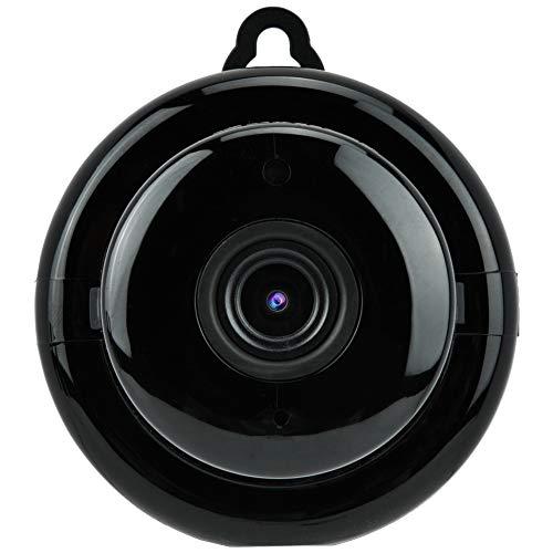 Cámara de Vigilancia Cámara Mini Smart Wireless WiFi IP Vision Night Vision Cámara HD Remoto Red Monitor Monitor Soporte De Voz De Dos Vías Diseño De Gancho Fácil De Instalar 100-240V