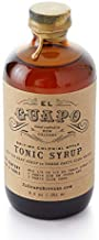 El Guapo British Colonial Style Tonic Syrup - 16.5oz plastic bottle