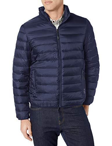 TUMI TUMIPAX Puffer Jacket Navy LG
