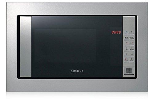 Samsung FG77SSTXEG Einbau-Mikrowelle / 20 L / 850 W / Grill Dampfreinigung / edelstahl