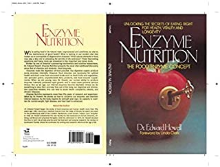 Enzyme Nutrition by Dr. Edward Howell (1995-01-01)