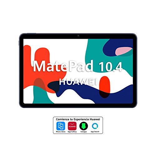 HUAWEI MatePad 10.4 - Tablet de 10.4' con Pantalla FullHD (WiFi, RAM de 3GB, ROM de 32GB, EMUI 10.0, Huawei Mobile Services), Color Gris (Reacondicionado)