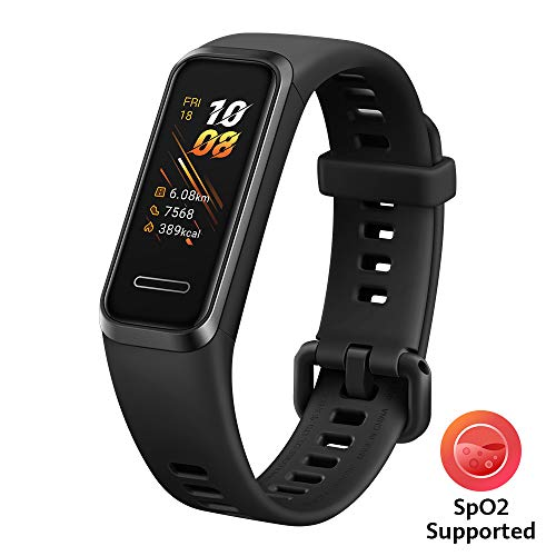pulsera inteligente huawei band 4 normal