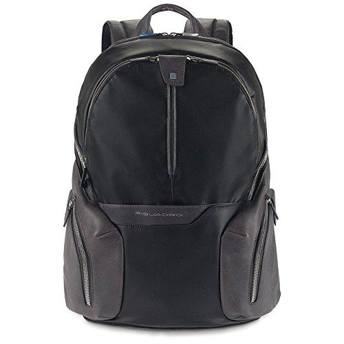 Piquadro Casual Daypack Zaino Coleos Black 20 L
