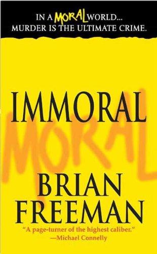 Immoral: A Novel (Jonathan Stride Book...