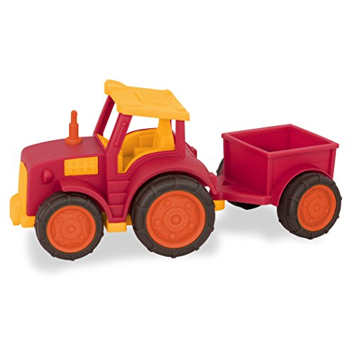 Wonder Wheels by Battat – Tractor & Trailer