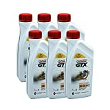 Olio motore 5w30 benzina diesel Castrol GTX 5W-30 RN 17 conf. 6x1 lt