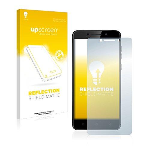 upscreen Entspiegelungs-Schutzfolie kompatibel mit Coolpad Cool S1 – Anti-Reflex Bildschirmschutz-Folie Matt