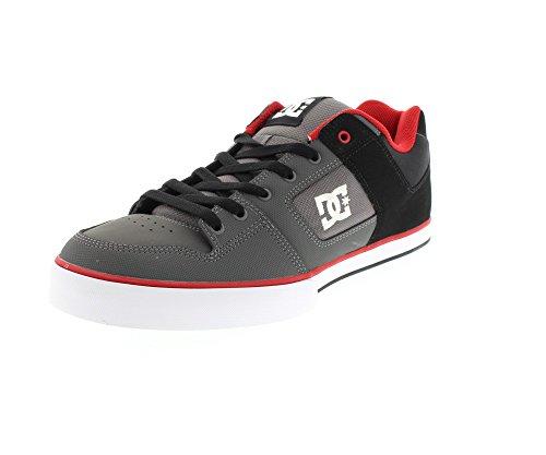 DC Shoes Pure - Leather Shoes - Lederschuhe - Männer - EU 41 - Schwarz