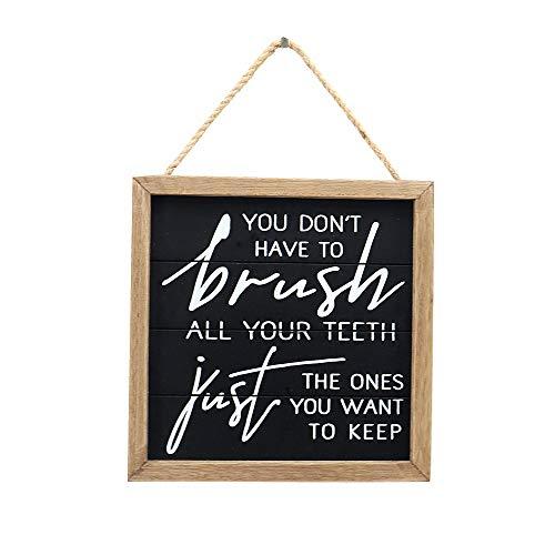 Funny Dental Sign