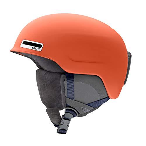SMITH (SMIZD) Unisex– Erwachsene Maze-AD Helm mit EPS Schaum, Matte RED Rock, M /55-59