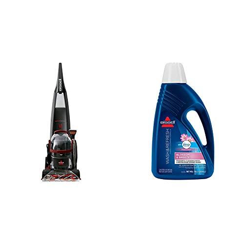 BISSELL ProHeat 2X LiftOff Teppichreinigungsgerät + Wash&Refresh Febreze Reinigungsmittel