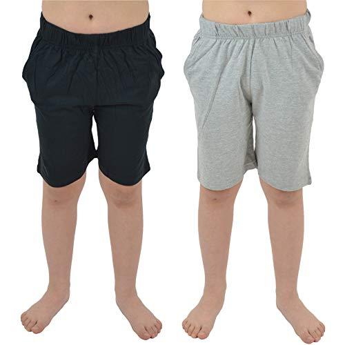 Conjunto CityComfort de 2 pantalones cortos para niños | Paquete doble en...