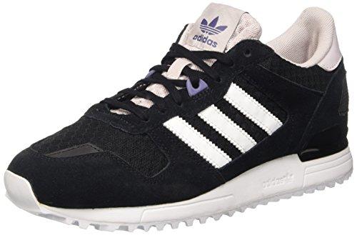 adidas Damen Zx 700 Trainingsschuhe, Black (Negbas / Ftwbla / Purhie), 36