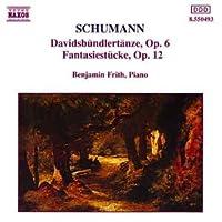 Schumann: Davidsbundlertanze / Fantasiestucke (1992-09-16)