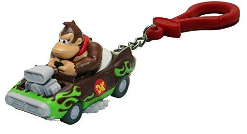 Porte Clé PVC Mario Kart Wii Donkey Kong 6 cm