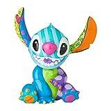 Disney Britto, Figura de Stitch, hecho a mano, Enesco