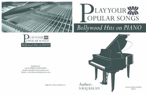 Bollywood HITS ON PIANO – 1 (Bollywood Hits On  Piano)