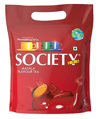 Society Tea Masala Tea Pouch, 1 kg