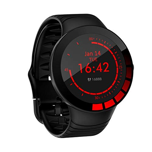 Keyeep Smart Watch Sports Smart Armband Schrittzähler Aktivitätsmesser Bluetooth 5.0 Multi-Action-Modus IP68 wasserdichte Smart Watch Fitness-Tracker