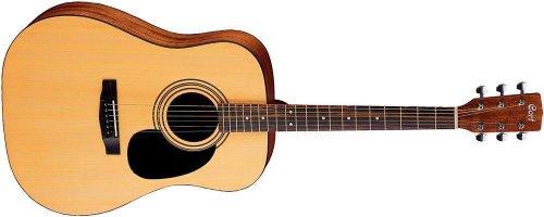 Cort AD810 Gitarre, Natur seidenmatt