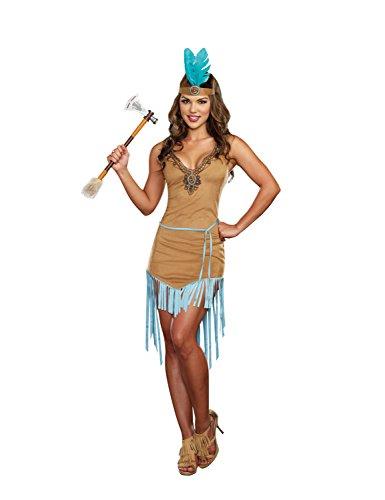 DreamGirl 9828Native Princess costume (M)
