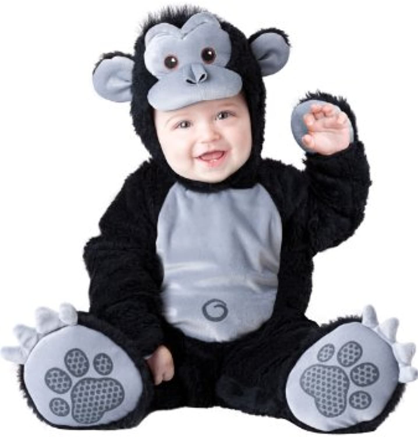 Goofy Gorilla Costume for Toddlers