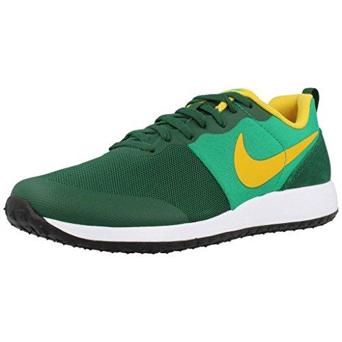 Nike Herren Elite Shinsen Laufschuhe, grün/gelb, 43 EU