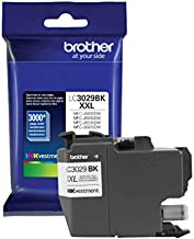 Brother Genuine Super High Yield Black Ink Cartridge, LC3029BK, Replacement Black Ink, Page Yield Up To 3000 Pages, Amazon Dash Replenishment Cartridge, LC3029
