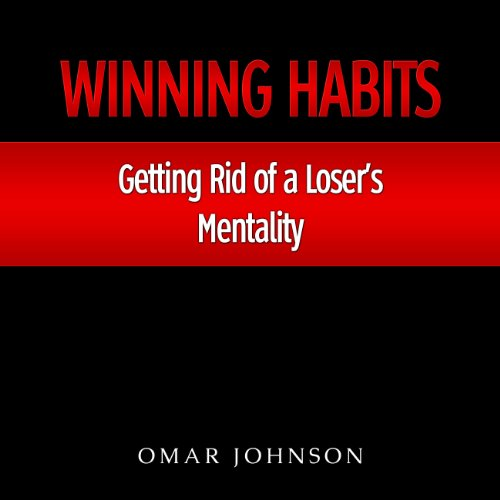 Winning Habits audiobook cover art