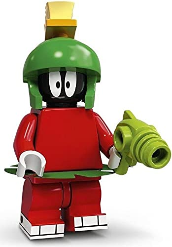 LEGO Looney Tunes Serie 1 Marvin The Martian Minifigur 71030 (Beutel)