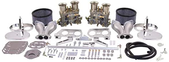 Appletree Automotive Dual 44 IDF Carburetor Kit, by Weber Compatible with VW & Dune Buggy