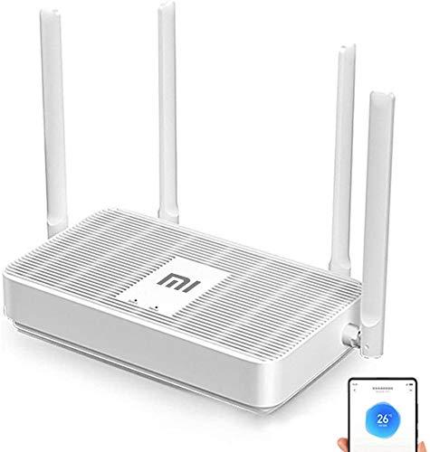 Xiaomi Mi Router AX1800 No.2, 5-Core WiFi6, Powerful Quad-Core CPU