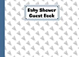 Baby Shower Guest Book: Badminton Baby Shower Guest Book, A Simple Mamie And Babies Guestbook | 150 Pages, Size 8.25' x 6' By Andreas Efthymous