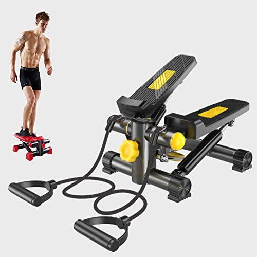 ZHAOK Mini Stepper, Schnell Abnahmen Fettverbrennung Muskel Aufbau Sportgeräte, Verbrauchen Sie Fett und Bauen Sie eine raffinierte Figur auf