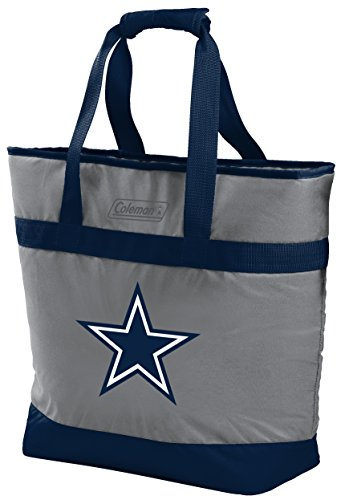 NFL 30 Can Soft Sided Tote Cooler, Dallas Cowboys