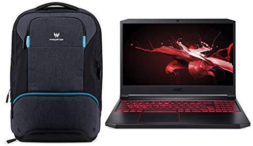 Acer Nitro 7 Intel Core i5-9300H Processor 15.6-inch Thin & Light Gaming 1920 X 1080 Laptop (8 GB RAM/ 1 TB SSD/ Win 10 / 4 GB NVIDIA GeForce GTX 1650/Obsidian Black/ 2.5 kgs), AN715-51