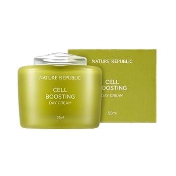 Nature Republic Cell Power DAY Cream Premium Wrinkle Care Firming Nourishing Cream