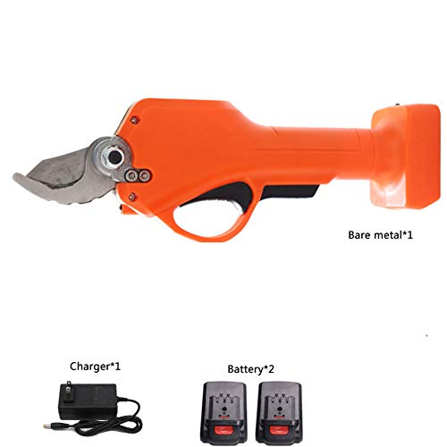 Lowest Price! LCYCN 21V Electric Pruning Shears, Electric Pruning Shears Cordless Pruning Shears Gar...