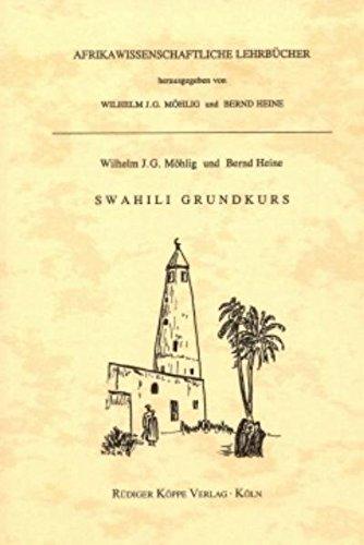 Swahili Grundkurs – mit Swahili Übungsbuch und Audio-CD
