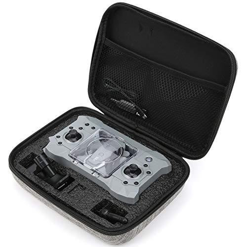 Mini Drone con Fotocamera 4K Ad Alta Definizione, Droni RC Pieghevoli WiFi Quadcopter Giocattolo per Bambini Bambini Principianti