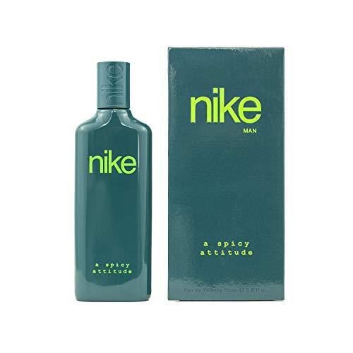 Nike, A Spicy Attitude Eau de Toilette, Para hombre, 75 ml