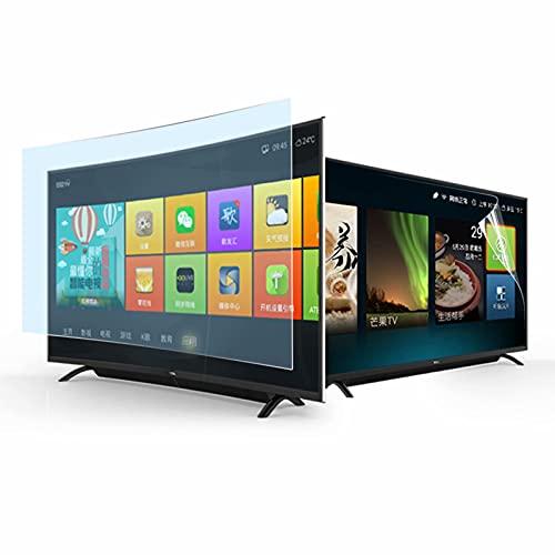 Película protectora de pantalla de TV con filtro de luz azul - Antirreflejo para protector de pantalla de TV de 32-55'Protege tus ojos y te ayuda a dormir mejor